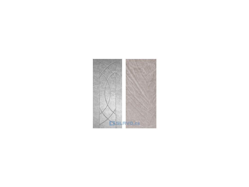 Čalounění dveří HOPA Euro - šedobílá 02 - atypický rozměr