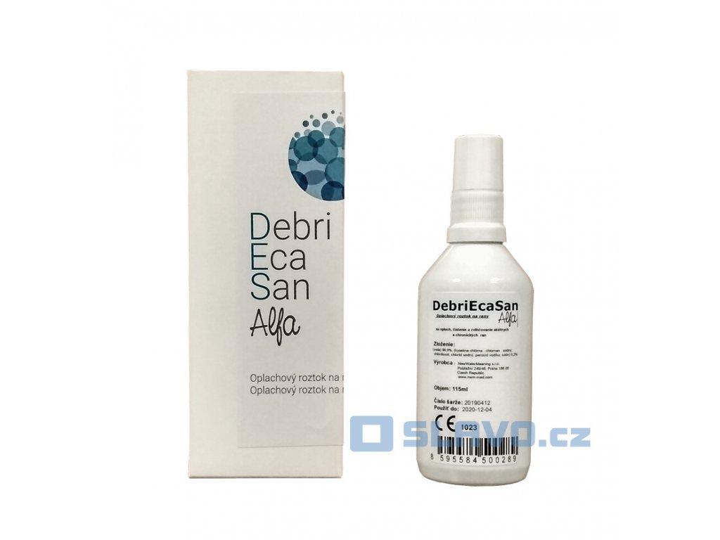 NWM DebriEcaSan® Alfa 115ml, spray