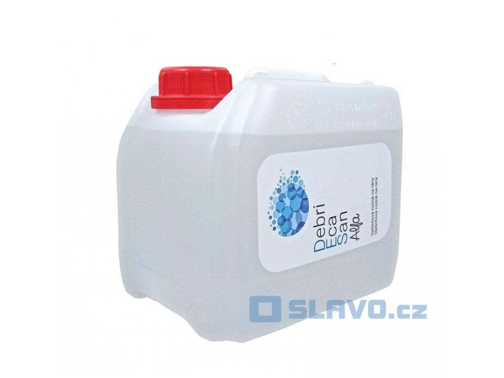 NWM DebriEcaSan® Alfa 3l, kanystr