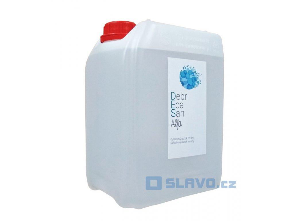 NWM DebriEcaSan® Alfa 5l, kanystr
