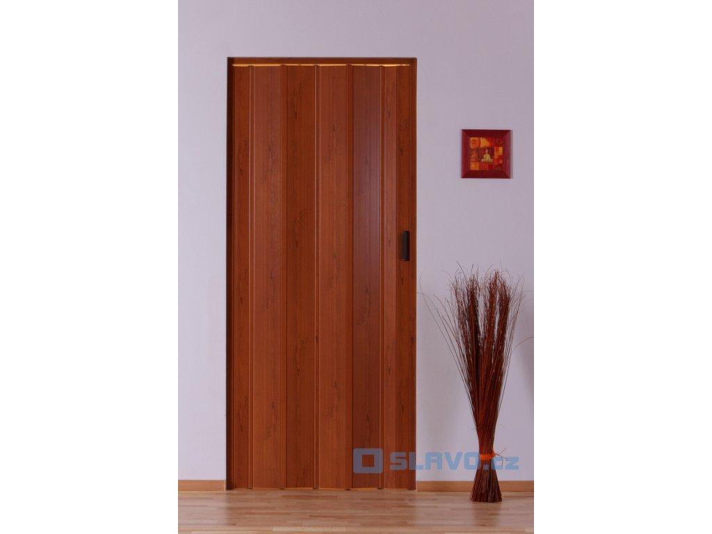Shrnovací dveře HOPA Luciana - třešeň 16
