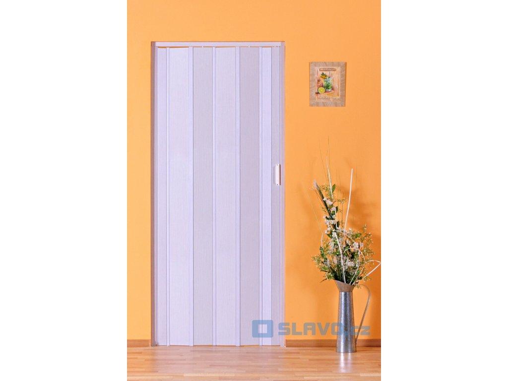 Shrnovací dveře HOPA Luciana - bříza 11