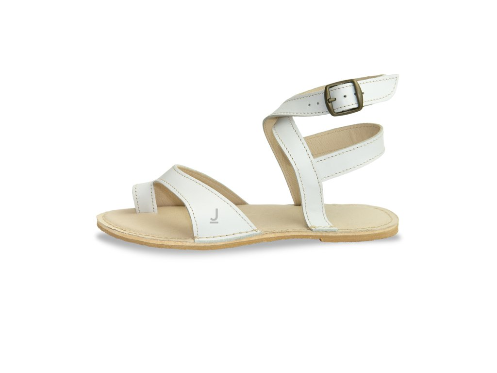 Dámské sandály JANCARIK Strap White