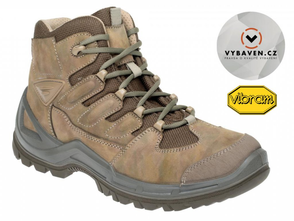 PRABOS Beast Ankle field camouflage S16834
