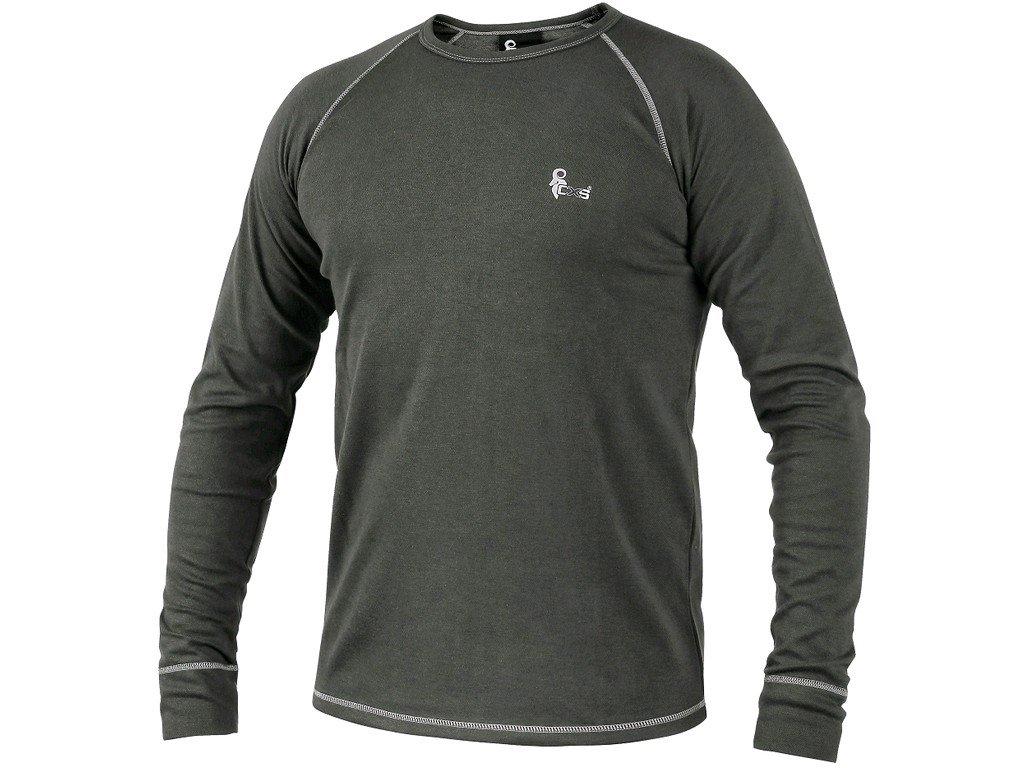 Pánské funkční tričko CXS Active - šedé