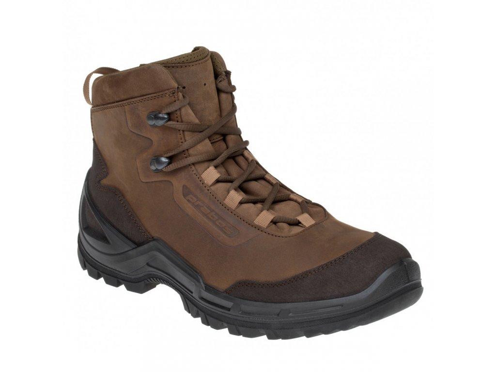 PRABOS Vagabund Ankle loamy brown S80657