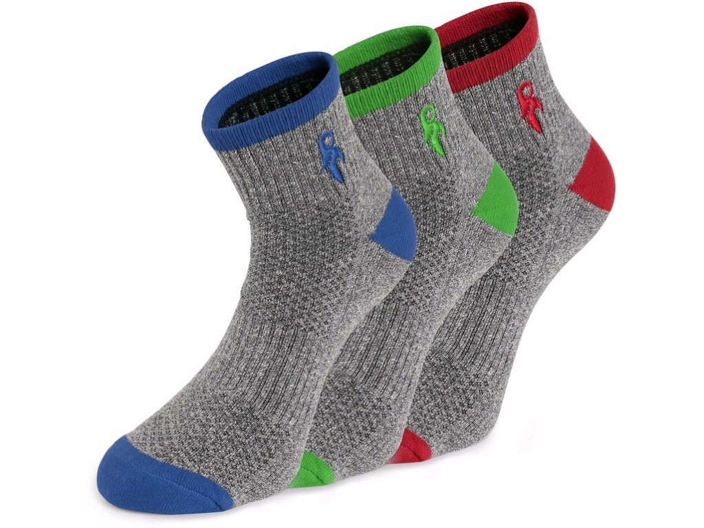 Ponožky CXS Pack - 3 páry