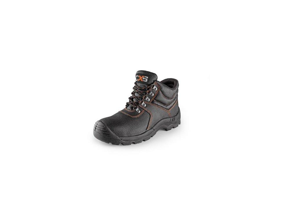 Bezpečnostní obuv CXS Stone Marble S2 černá