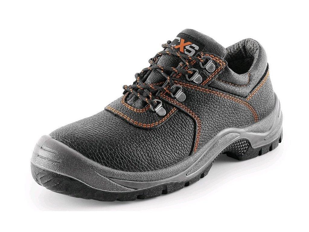 Pracovní obuv CXS Stone Beryl O2 černá