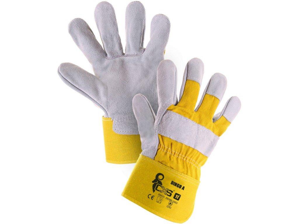 Pracovní rukavice CXS Dingo A