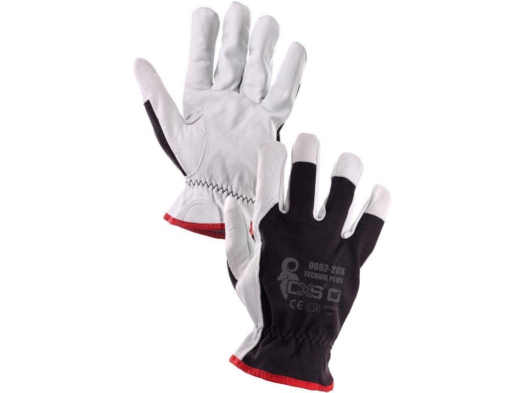 Pracovní rukavice CXS Technik Plus