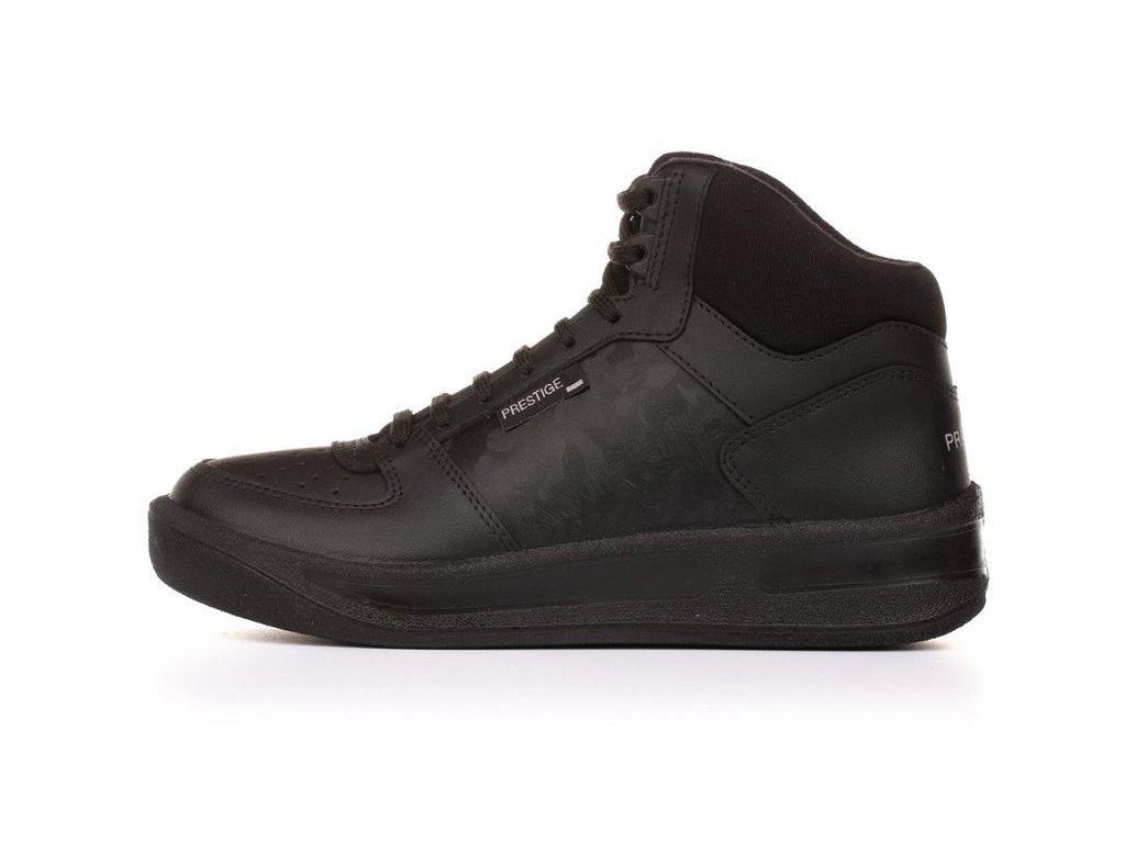 Kotníková obuv MOLEDA Prestige M56810 černá