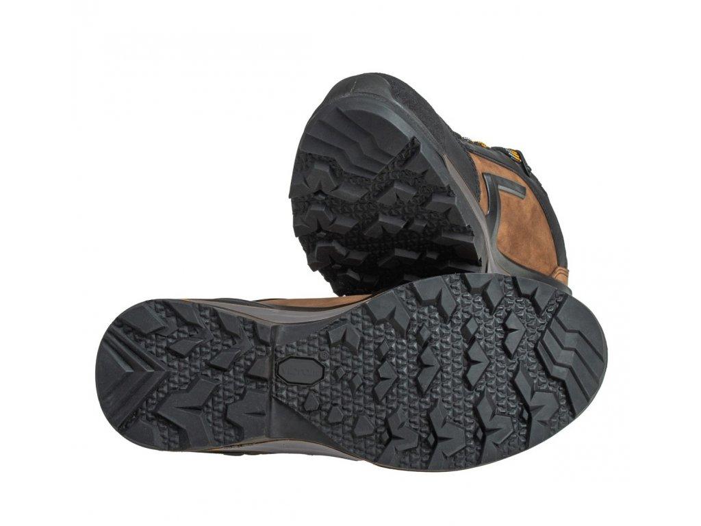 Taktická obuv PRABOS Phantom Low GTX Brown