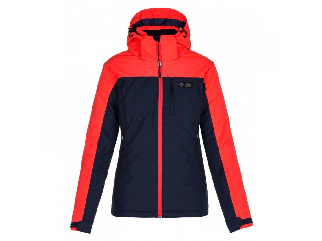 Dámská lyžařská bunda KILPI Flip-W tmavě modrá
