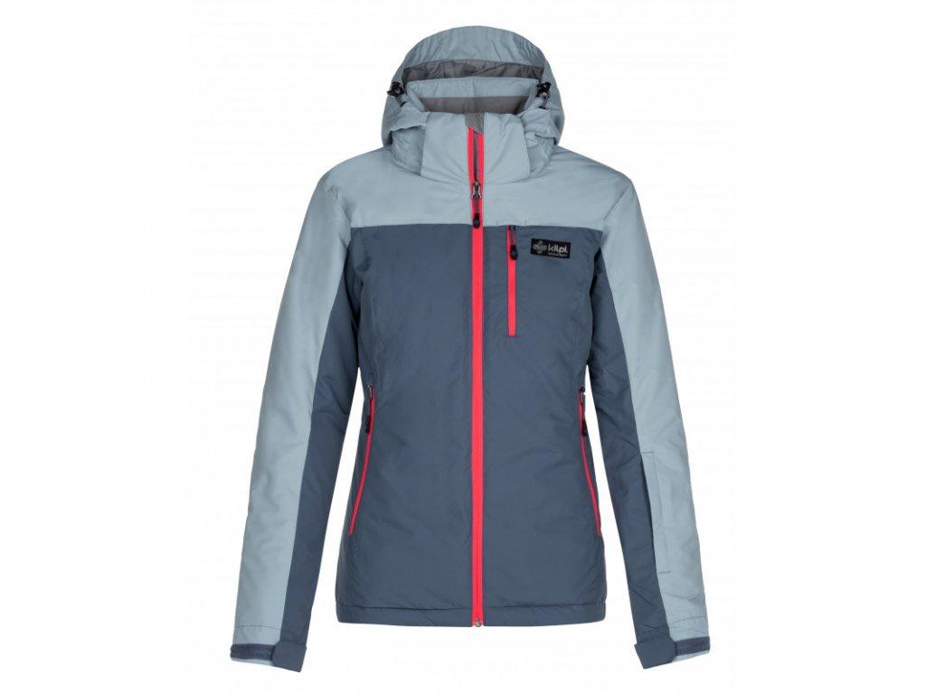 Dámská lyžařská bunda KILPI Flip-W modrá (vel. 48 - 54)