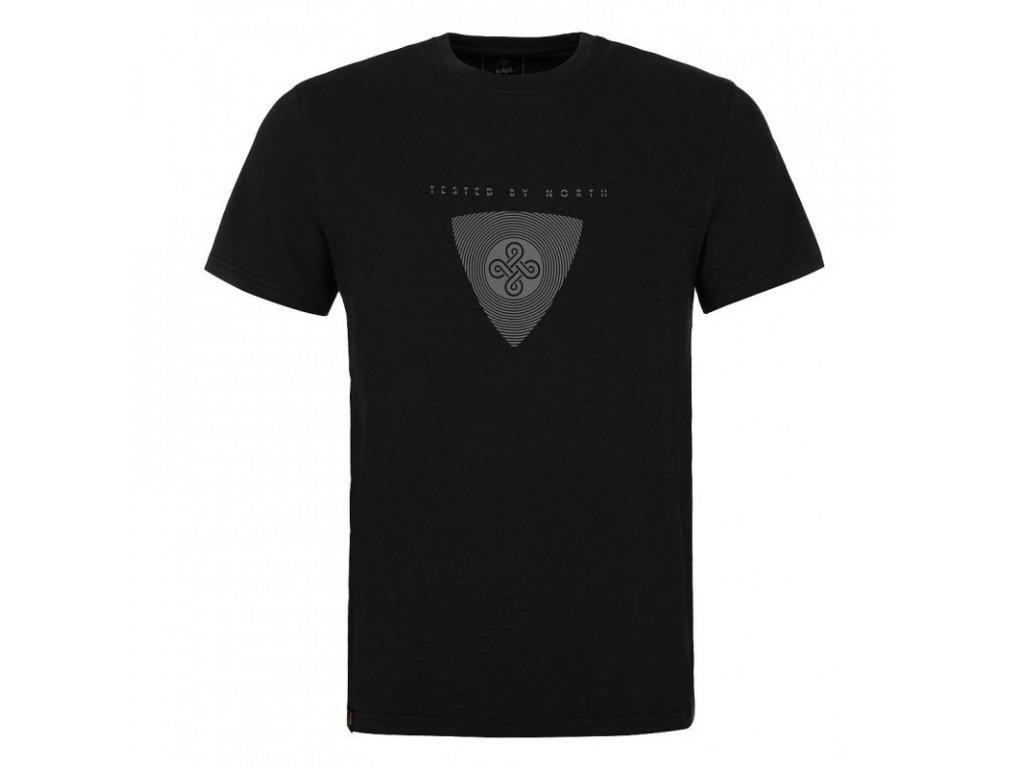 Pánské tričko KILPI Ford-M černá