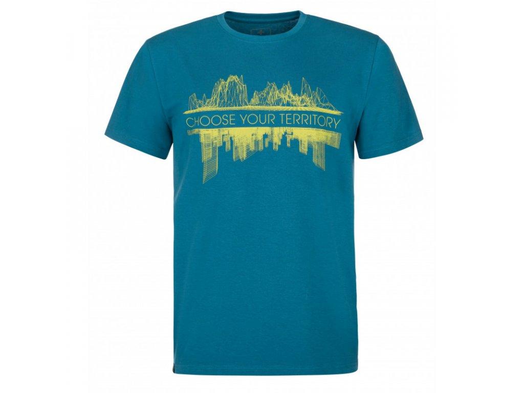 Pánské tričko KILPI Territory-M tmavě modrá