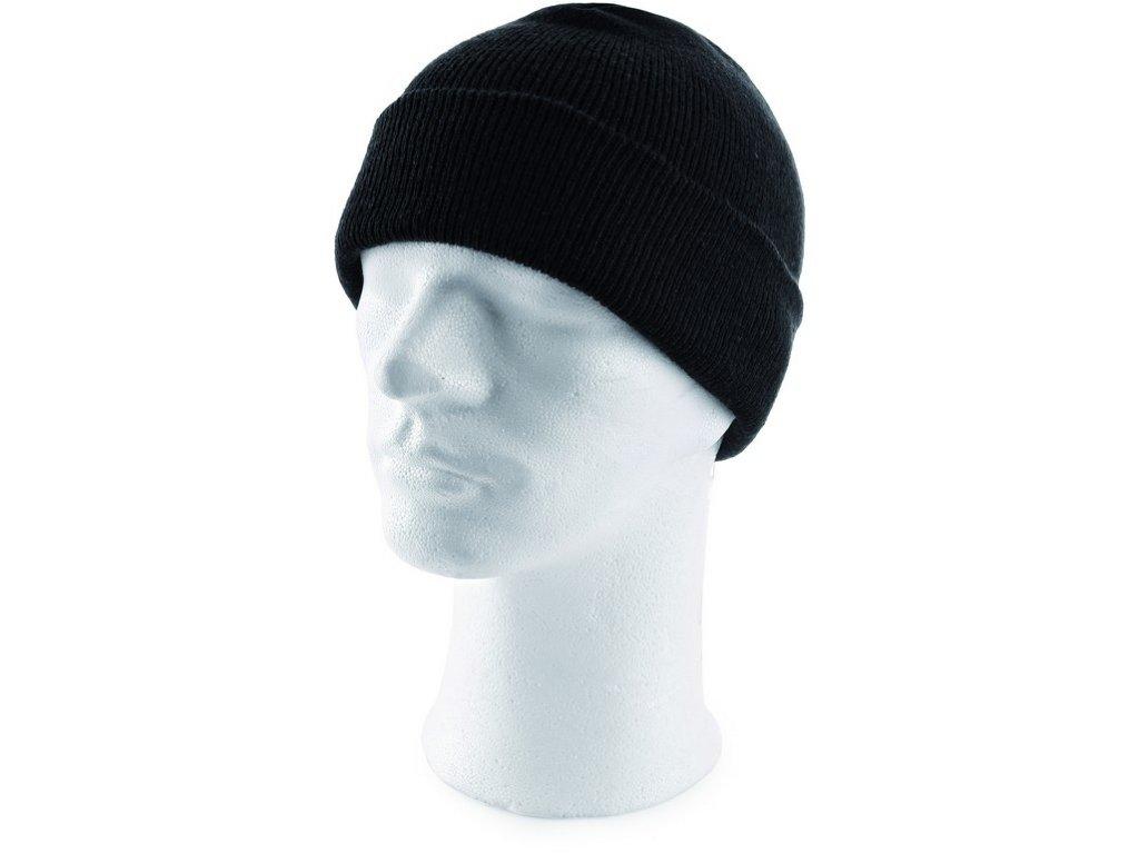 Čepice CXS Kulich - černá