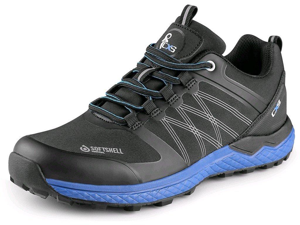 Obuv CXS Sport černá/modrá
