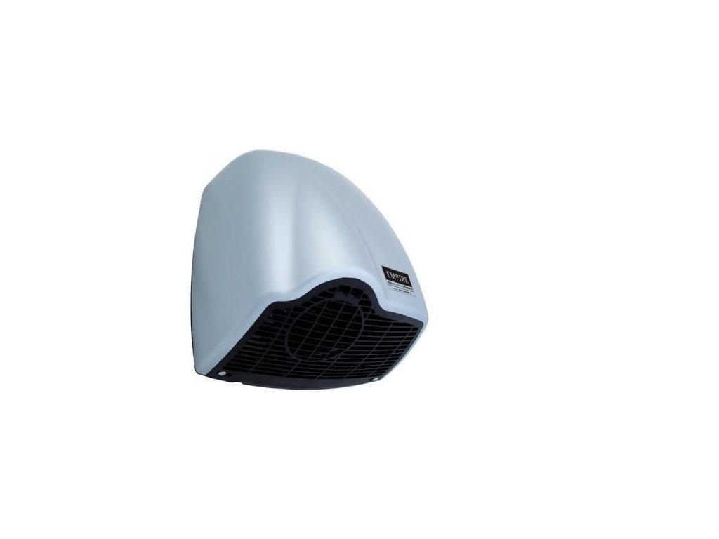 EMPIRE U-NIK automatický osoušeč ANTIVANDAL, ABS plast stříbrný mat