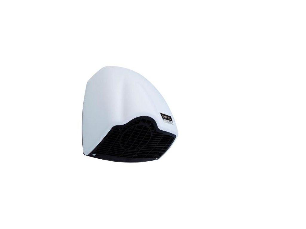EMPIRE U-NIK automatický osoušeč ANTIVANDAL, ABS plast bílý