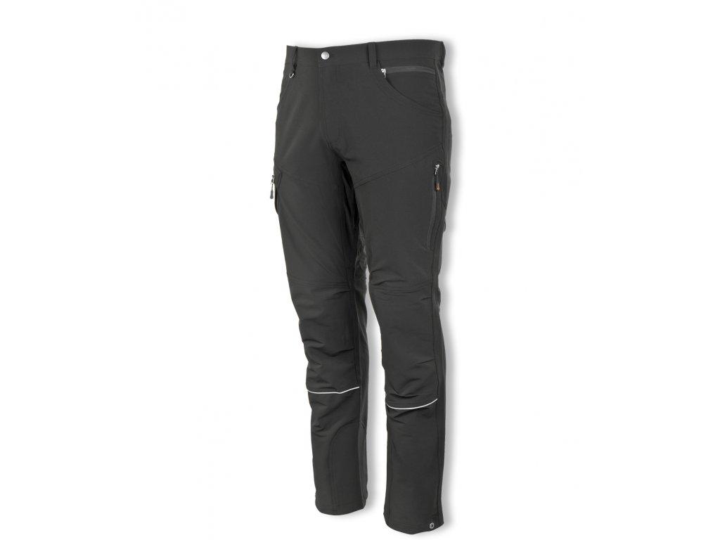 Unisex kalhoty PROMACHER Fobos Trousers - černá
