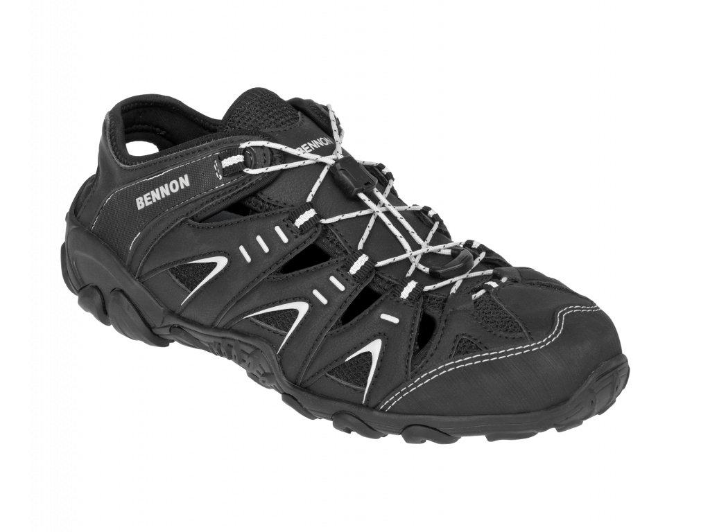 Obuv BENNON Oregon Black Sandal