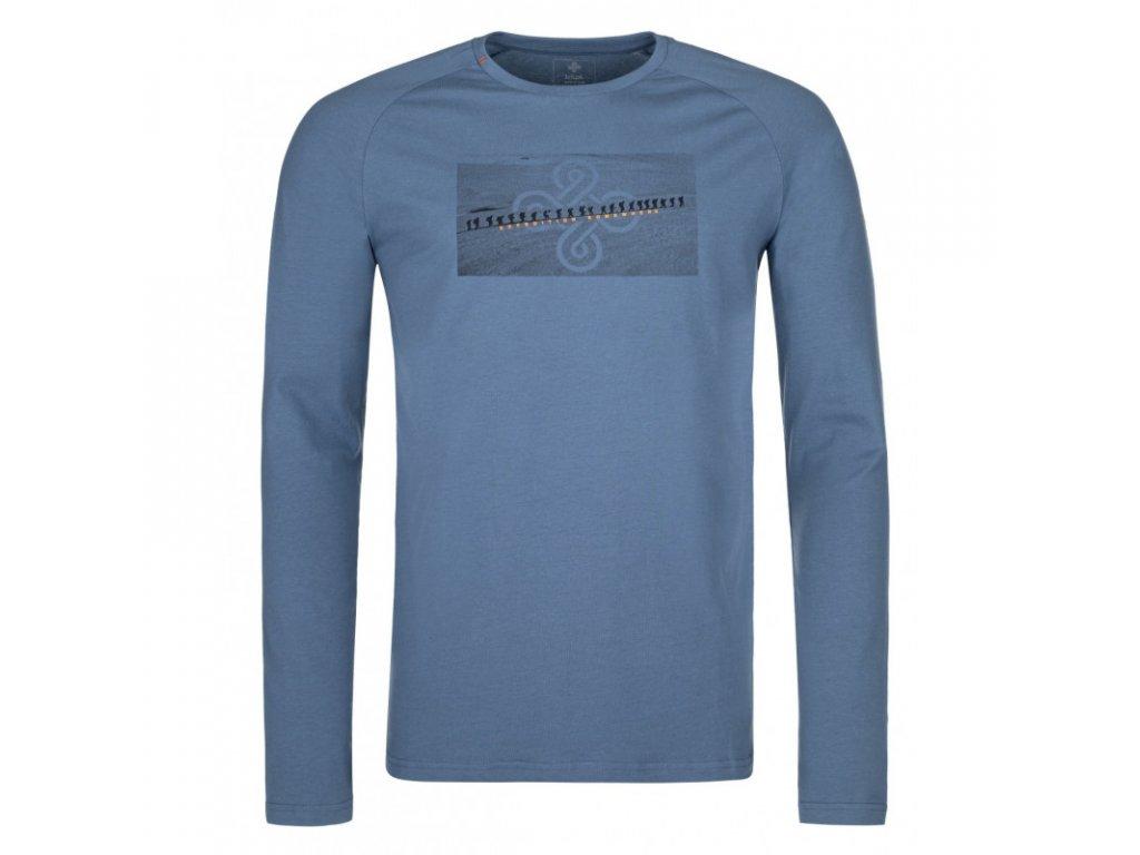 sPánské triko KILPI Sorel-M modrá