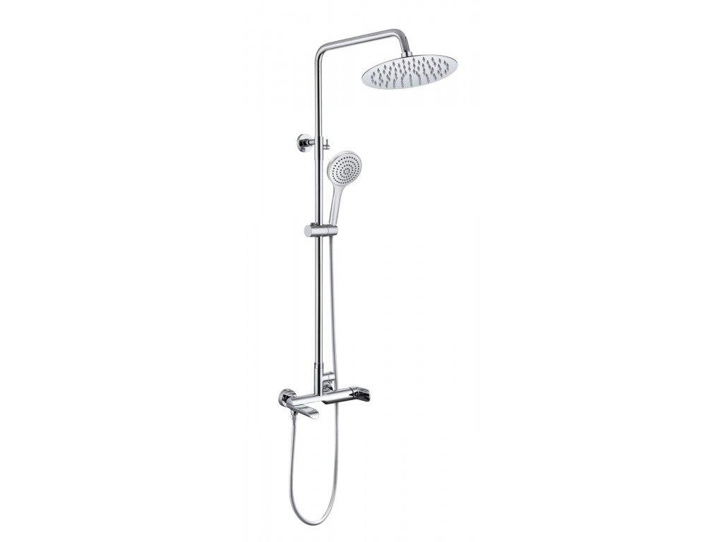 Sprchový set s pákovou baterií ULTRA-10 OLO Chrom
