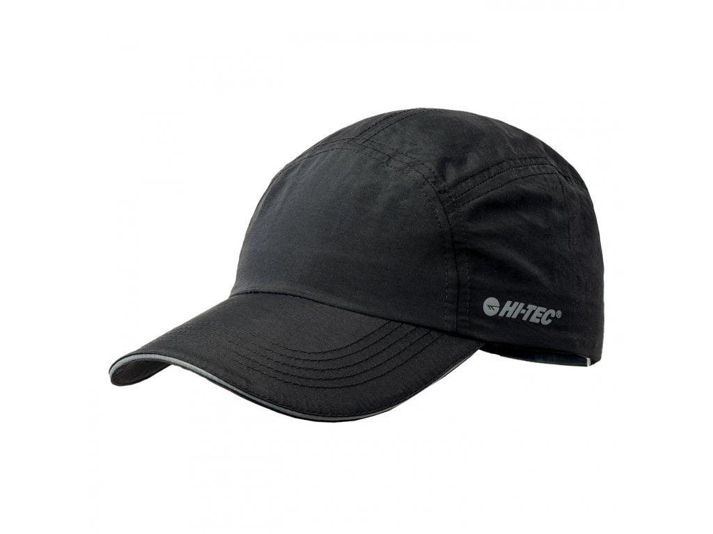 Kšiltovka HI-TEC Sakato - black