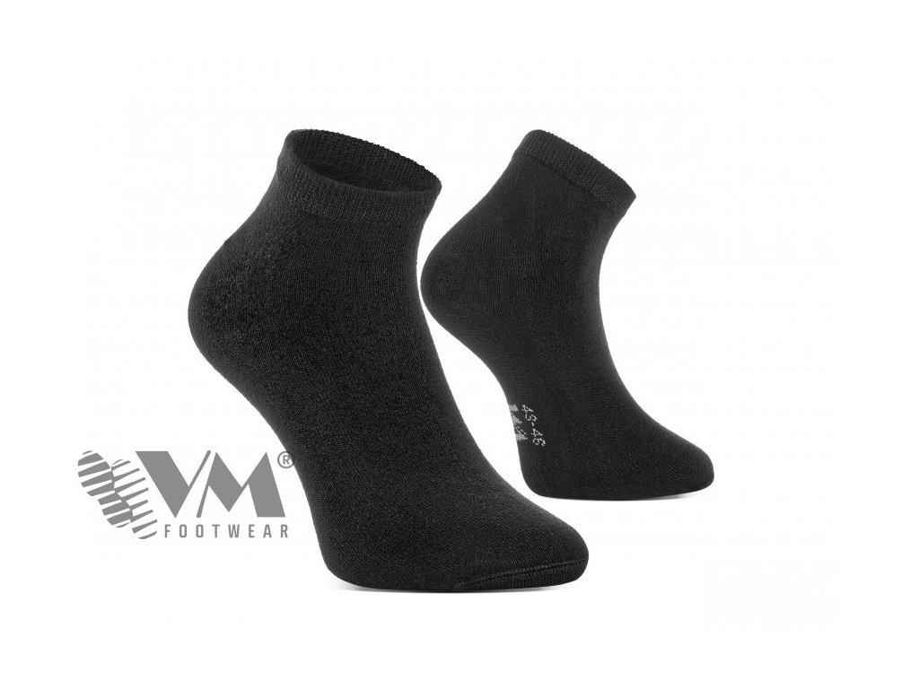 Ponožky VM Bamboo Short 8007 - set 3 párů