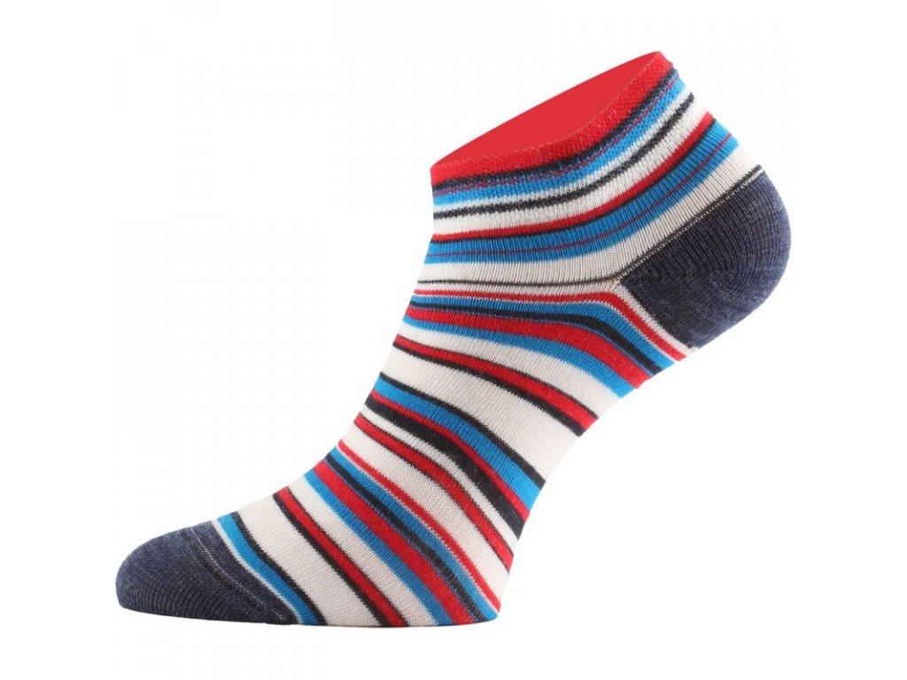 Funční ponožky LASTING DUHA 395