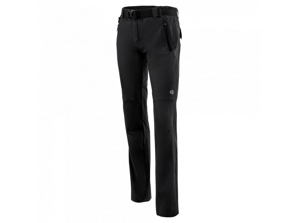 Dámské kalhoty KLIMATEX Saba1 - černá