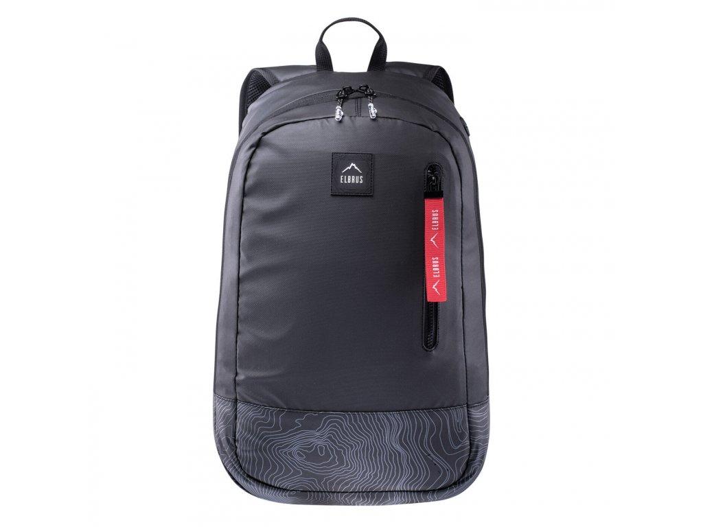 Městský batoh ELBRUS Cotidien 23 l - black