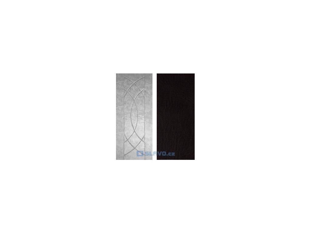 HOPA Euro 90 x 200 cm - černá 16
