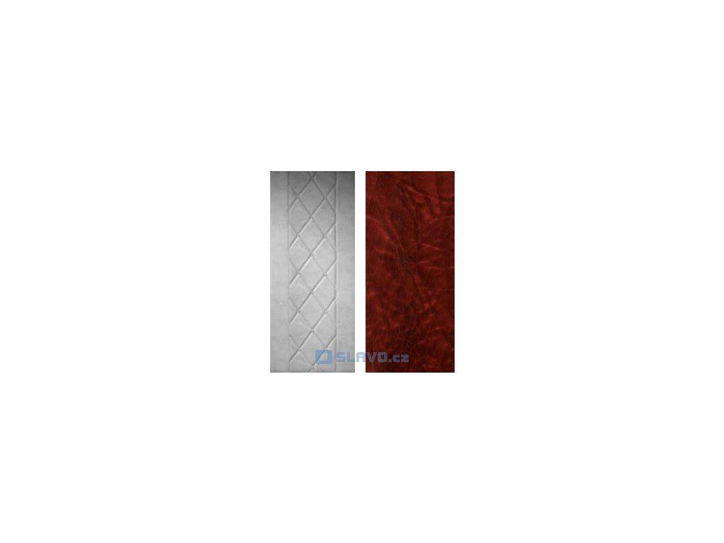 HOPA Lux 90 x 200 cm - palisandr 10