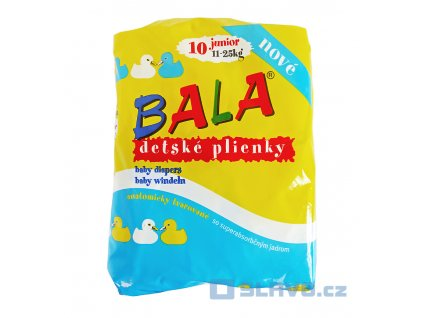BALA Junior 11-25 kg 10 ks