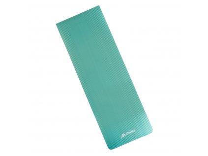 Karimatka na jógu MARTES Reben 10 mm - ice blue/white