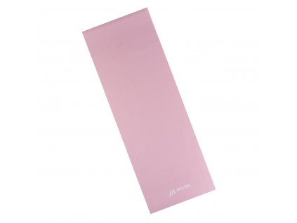 Karimatka na jógu MARTES Lumax 6 mm - light pink/white