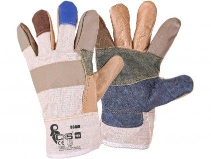 Pracovní rukavice CXS Bojar