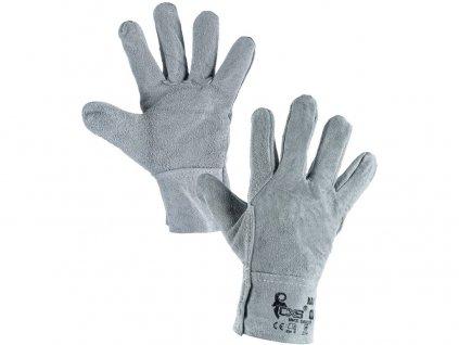 Pracovní kožené rukavice CXS Kala