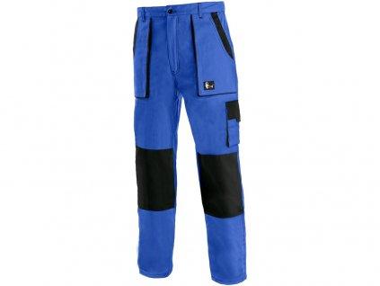 Pracovní kalhoty CXS Luxy Josef - modrá/černá