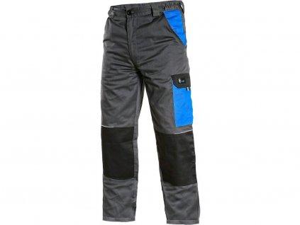 Pracovní kalhoty CXS Phoenix Cefeus - šedá/modrá