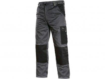 Pracovní kalhoty CXS Phoenix Cefeus - šedá/černá