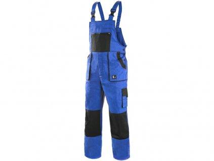Pracovní kalhoty CXS Luxy Robin - modrá/černá