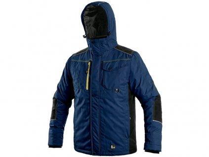 Pracovní bunda CXS Baltimore - tmavě modrá/černá