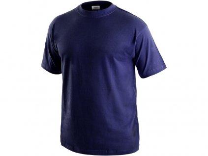 Tričko CXS Daniel - tmavě modrá