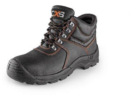 Bezpečnostní obuv CXS Stone Marble S3 černá