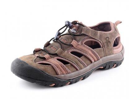 Sandále CXS Sahara - hnědá