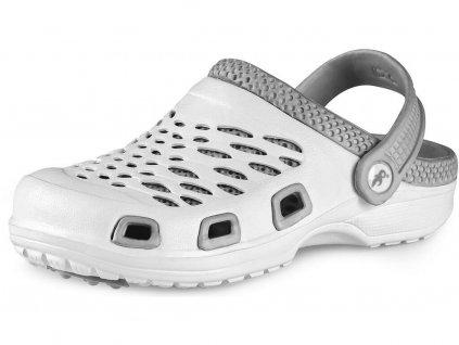 Nazouvák CXS Trend - bílá/šedá